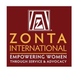 2015 Zonta logo